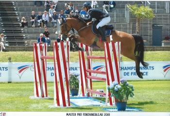 Championnats Master Pro 1 Fontainebleau 21 au 24 juin