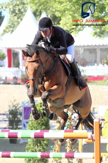 Jumping International de Blaye du 13 au 16 juillet.
