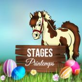 stages poney-club vacances d'avril