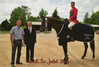 Concours Inter-Régional Cycles Classiques Pau du 29 et 30 juillet 2014