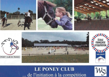 Rentrée du Poney-Club