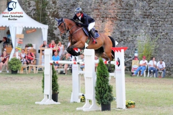Jumping international de Blaye du 12 au 15 juillet