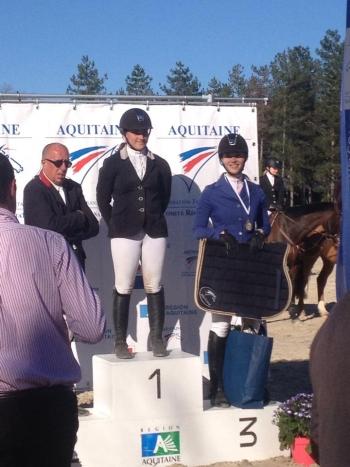 Championnats d'Aquitaine du 4 au 6 avril à Barbaste
